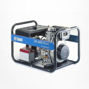 SDMO Stromerzeuger Portable Power