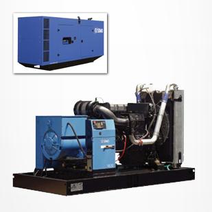 SDMO Stromerzeuger Power Products