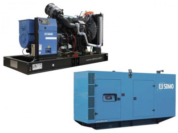 Stromerzeuger SDMO V375C2