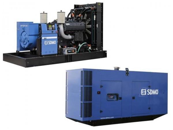 Stromerzeuger SDMO X500C3