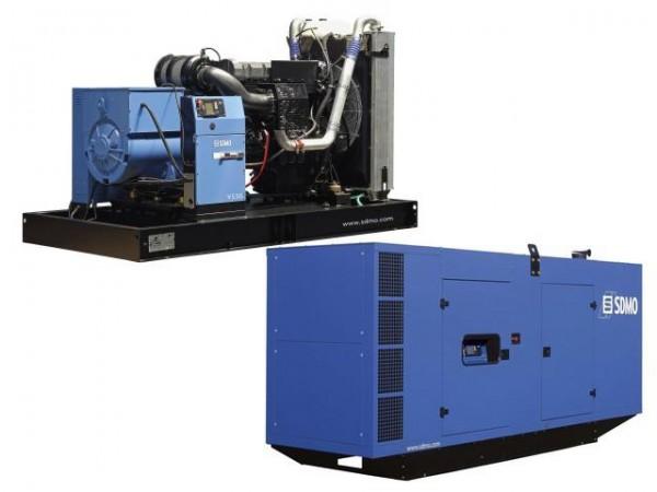 Stromerzeuger SDMO V550C2