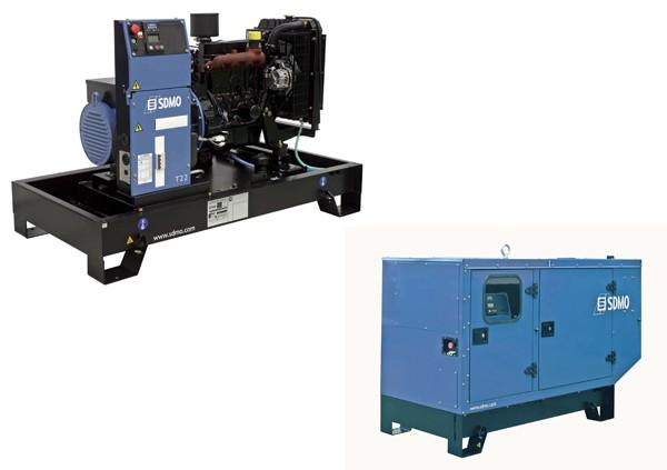 Stromerzeuger SDMO T22K