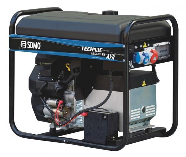 Stromerzeuger SDMO Technic 15000 TE AVR C