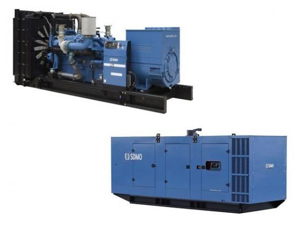 Stromerzeuger SDMO X1000C
