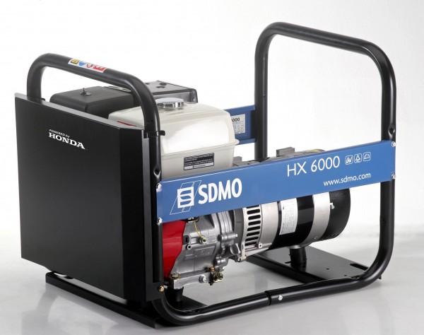 SDMO Stromerzeuger HX 6000