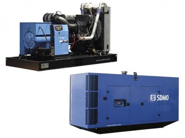 Stromerzeuger SDMO V630C2