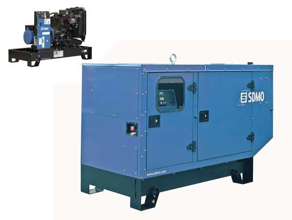Stromerzeuger SDMO J22