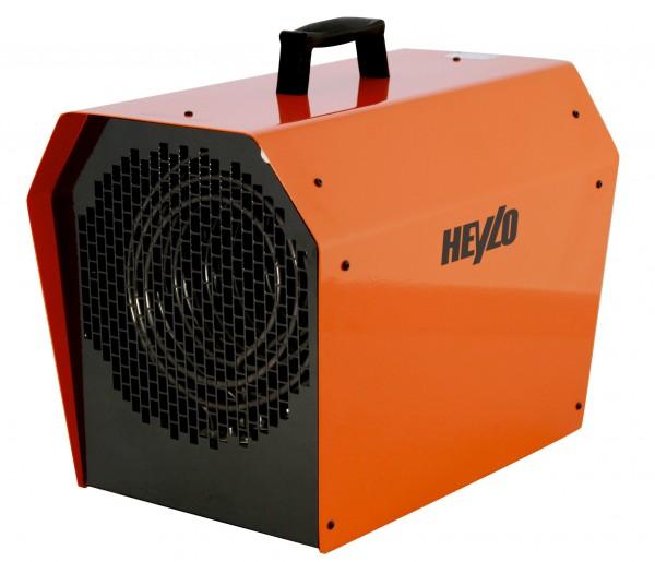 Heylo Elektroheizer DE 9 XL Heizlüfter 9 kW