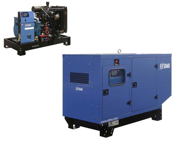 Stromerzeuger SDMO J110K