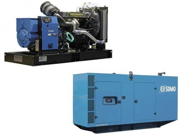 Stromerzeuger SDMO V410C2