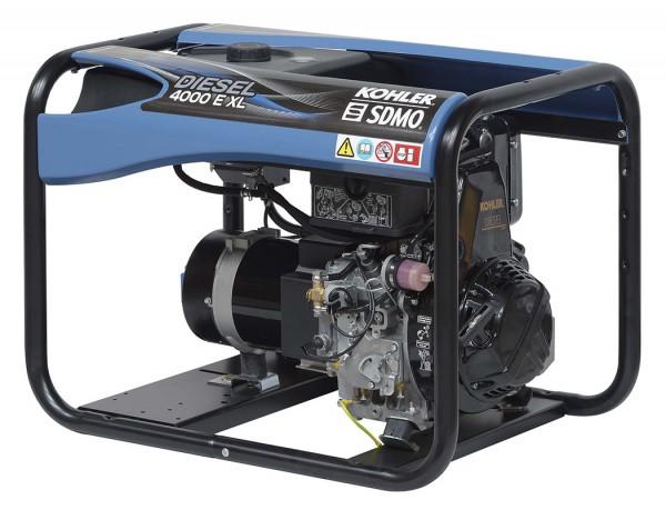 SDMO Stromerzeuger Diesel 4000 E XL C