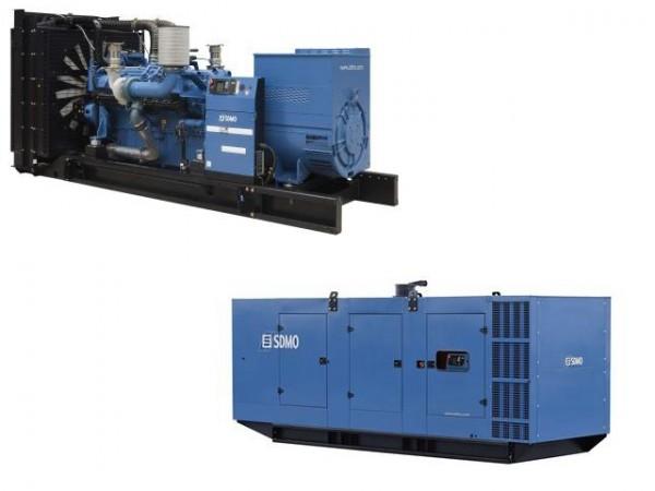 Stromerzeuger SDMO X1100C