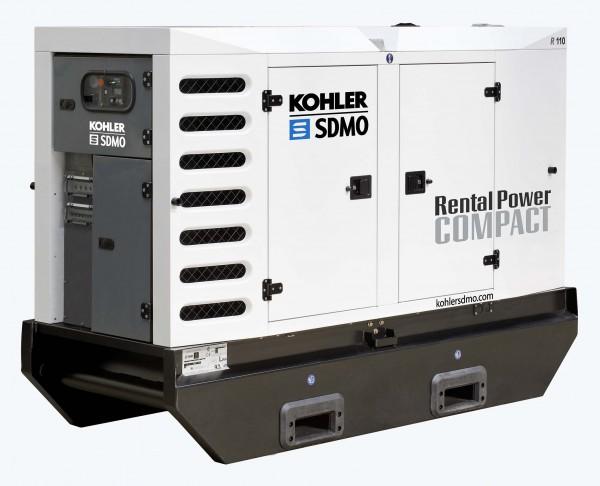 Stromerzeuger SDMO Rental Compact R110C3
