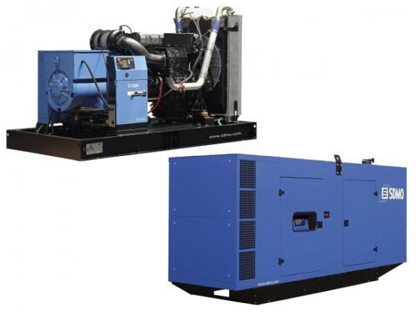 Stromerzeuger SDMO V500C2