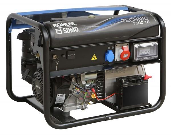 Stromerzeuger SDMO Technic 7500 TE
