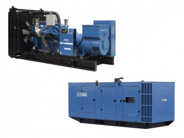 Stromerzeuger SDMO X880C
