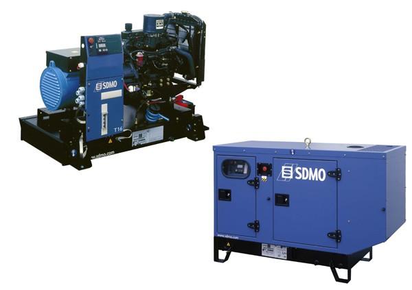 Stromerzeuger SDMO T16K