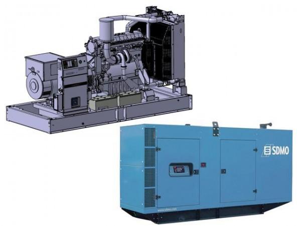 Stromerzeuger SDMO X330C3