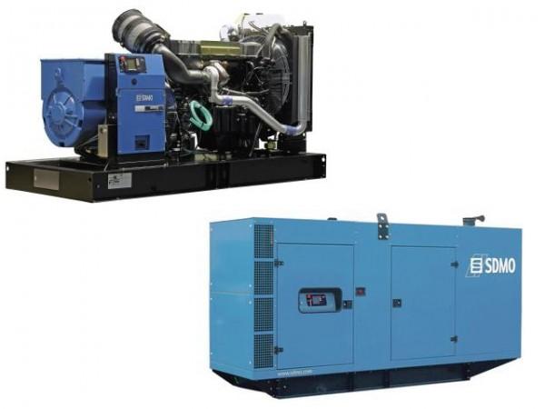 Stromerzeuger SDMO V440C2