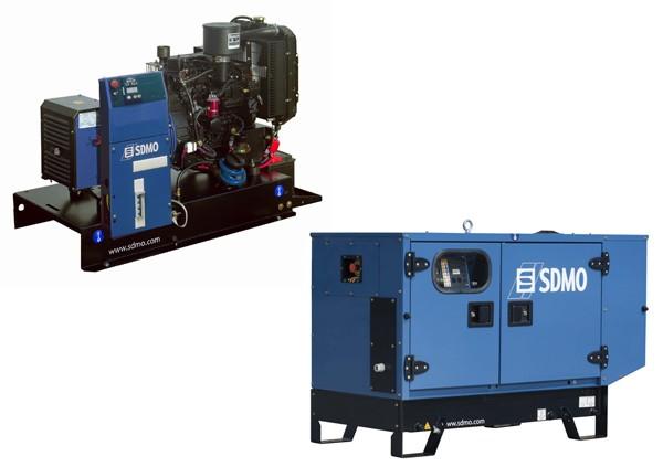 Stromerzeuger SDMO T12HK