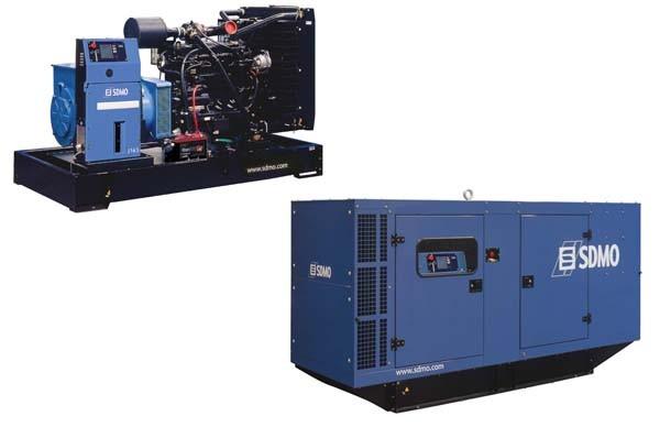 Stromerzeuger SDMO J165K