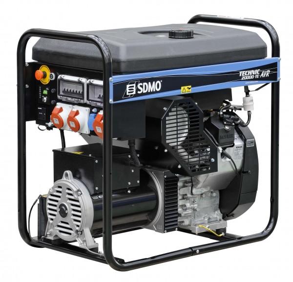 Stromerzeuger SDMO Technic 20000 TE AVR C