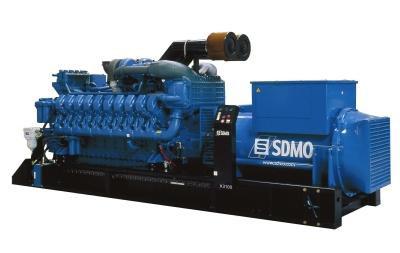 Stromerzeuger SDMO X3100C