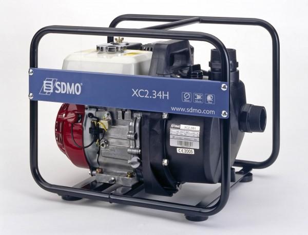 Motorwasserpumpe XC 2.34 H