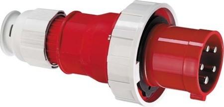 CEE Stecker 63A 5pol. IP67 ( Bals 21586 )