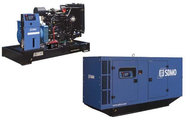 Stromerzeuger SDMO J130K