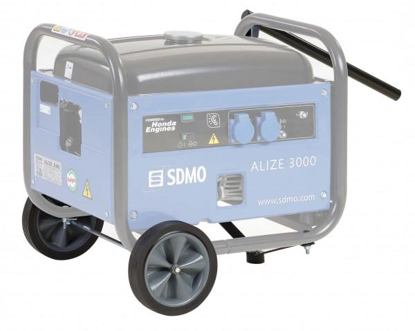 Radsatz R06 für Stromerzeuger 2 und 3 KW