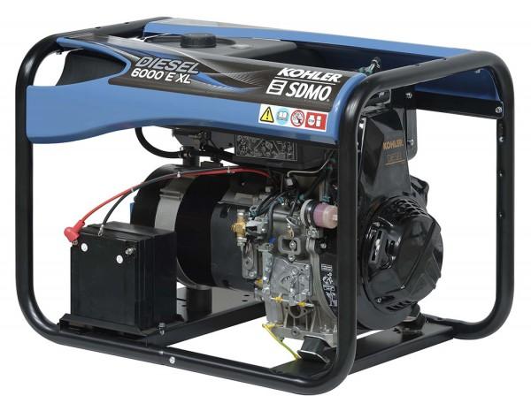 Stromerzeuger Diesel 6000 E XL C