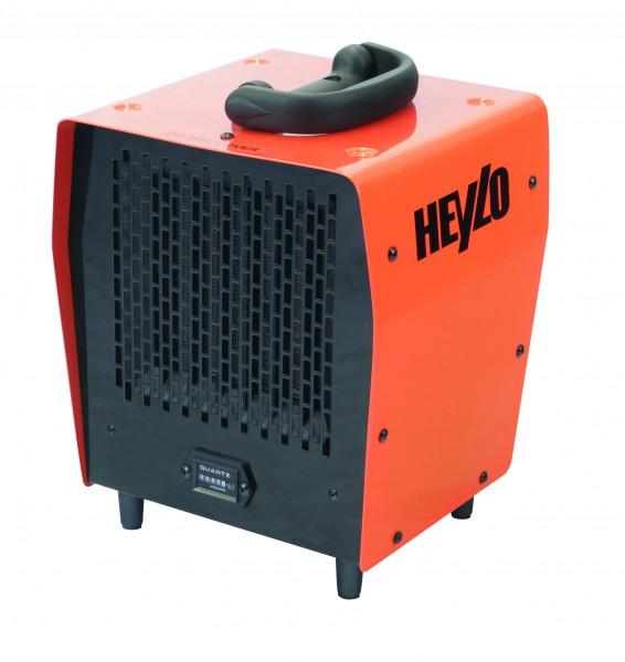 Heylo Elektroheizer DE 3 XL PRO Heizlüfter 3 kW