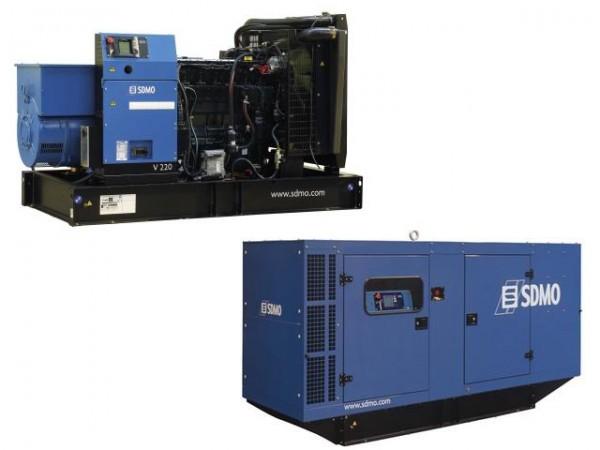 Stromerzeuger SDMO V220C2