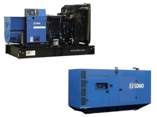 Stromerzeuger SDMO V275C2
