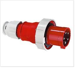 CEE Stecker 125A 5pol. IP67 ( Bals 2199 )