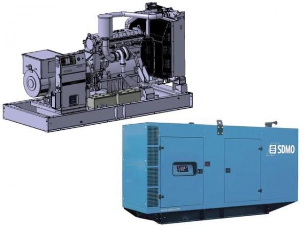 Stromerzeuger SDMO X300C3