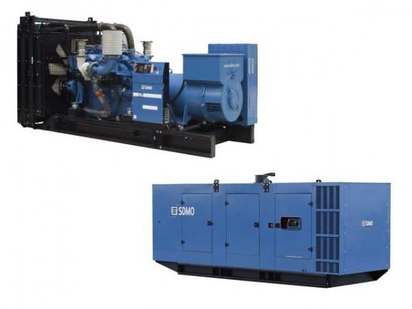 Stromerzeuger SDMO X800C