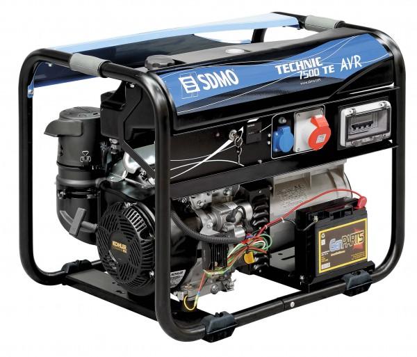 Stromerzeuger SDMO Technic 7500 TE AVR