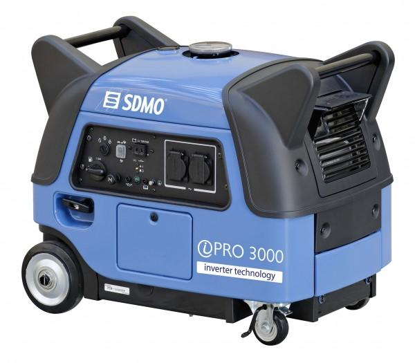 SDMO Stromerzeuger INVERTER PRO 3000 E