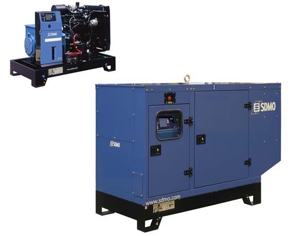 Stromerzeuger SDMO J77K