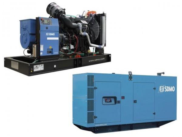 Stromerzeuger SDMO V350C2