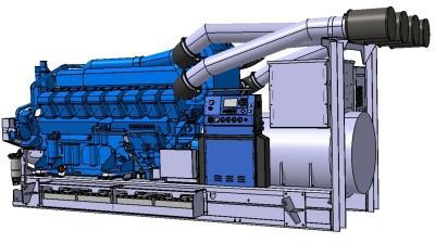 Stromerzeuger SDMO T2200C