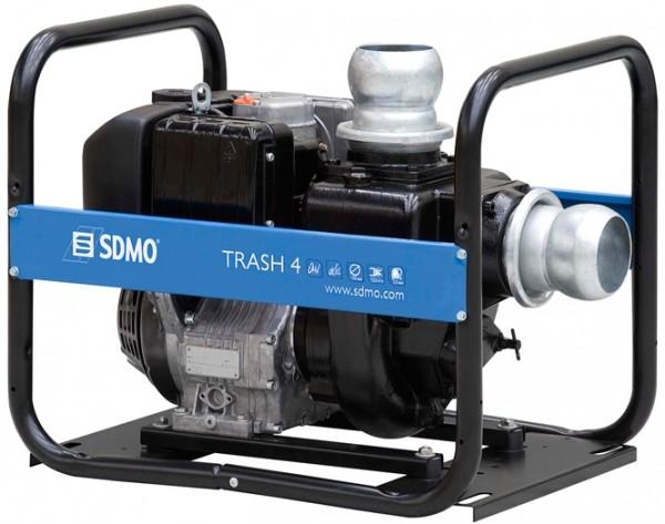 Motorwasserpumpe TRASH 4
