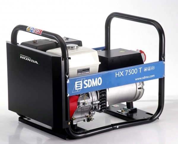 Stromerzeuger SDMO HX 7500 T