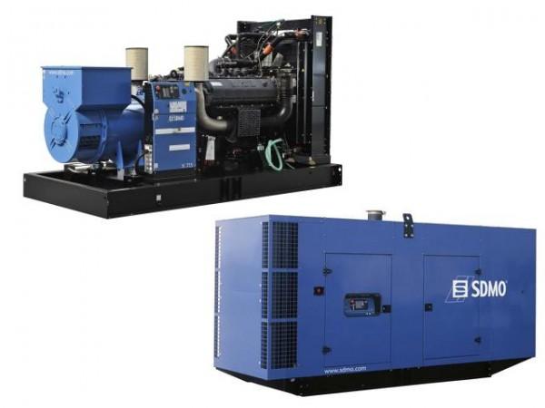 Stromerzeuger SDMO X715C2