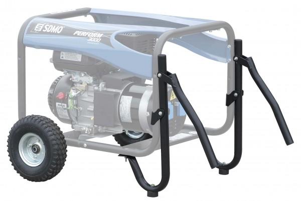 Radsatz RKB1 für SDMO Stromerzeuger bis 6 KW