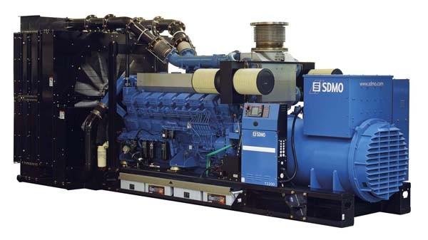 Stromerzeuger SDMO T2200