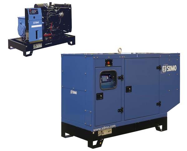 Stromerzeuger SDMO J88K
