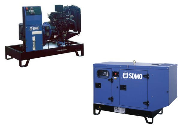Stromerzeuger SDMO T12K
